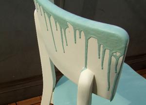 バターミルクペイントで家具塗ってみた
